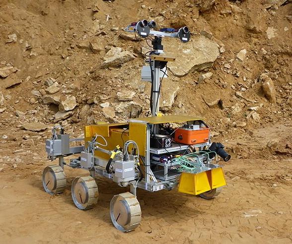 """Марсоход ExoMars -европейский ответ """"Curiosity""""!"""