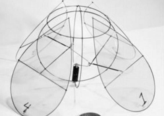 Американцы создали робота, похожего на медузу!