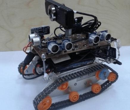 Робот охранник от русской компании «Икстурион»