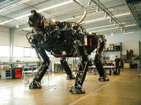 Книга Рекордов Гиннеса пополнилась самым большим роботом в мире.