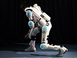 робот - костюм