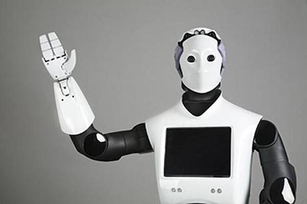 Робот REEM –от компании  PAL Robotics