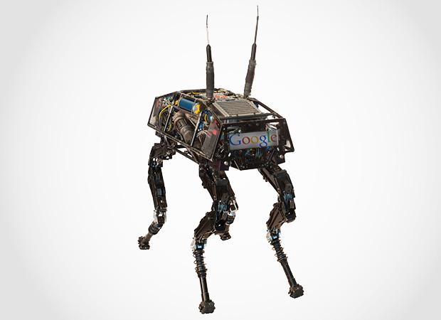 Boston Dynamics теперь принадлежит Google