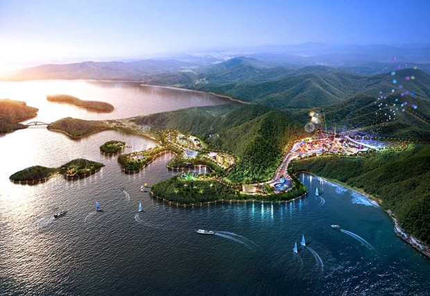 В Южной Корее откроют Парк роботов к 2016 году.