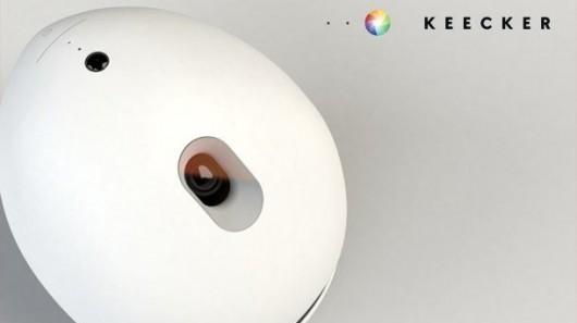 Keecker выпуслит эрудированного робота для домашних развлечений