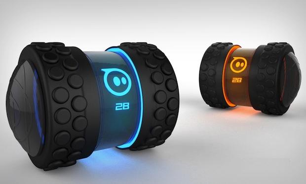 CES 2014: быстрый, стильный и забавный робот 2B от Sphero