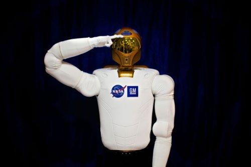 Робот Robonaut-космический врач