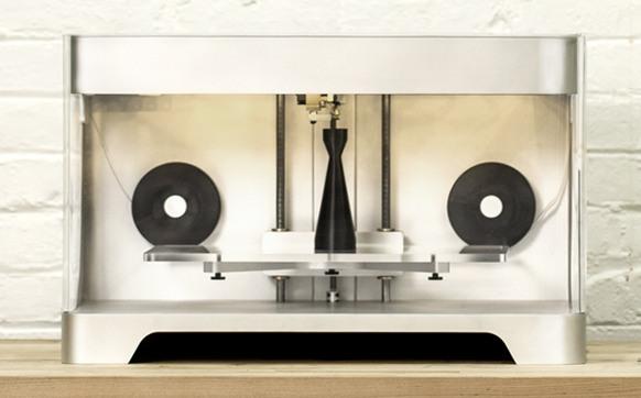 «Mark One»-3d принтер, печатающий углеволокном