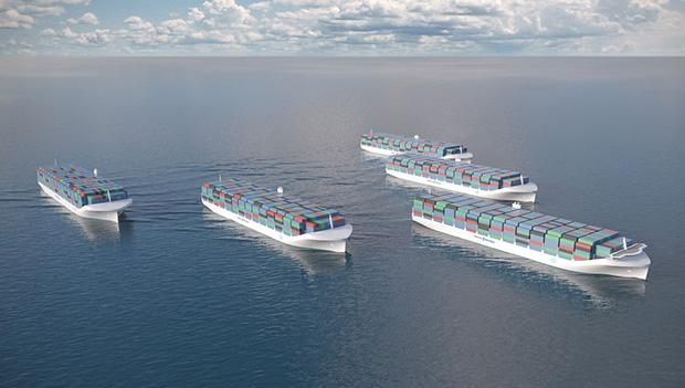 Роботизированные торговые корабли – это будущая реальность !