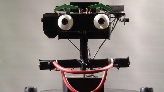Исследователи создали робота, копирующего человеческие эмоции
