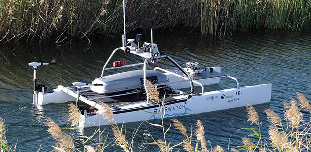«Сумчатый робот» мониторит реки, озера и воздух!