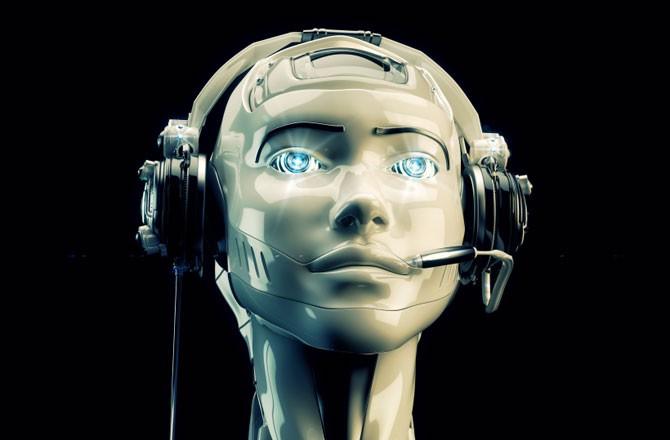 Реалистичные роботы отрицают, что они роботы!