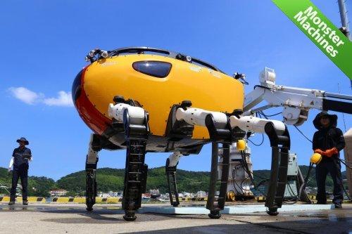 Морской краб Crabster CR200