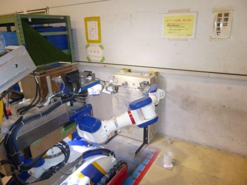 MHI-MEISTeR работает на станции Фукусима