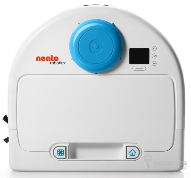 Новый BotVac от Neato Robotics