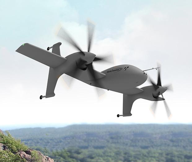 Новый экспериментальный летательный аппарат США!