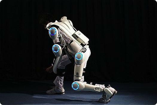 Cyberdyne — компания по производству экзоскелетов вышла на фондовый рынок!