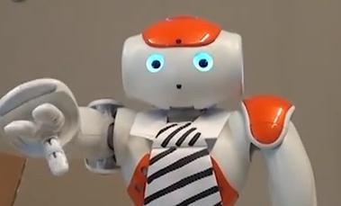 Пределы взаимодействия робота и человека!