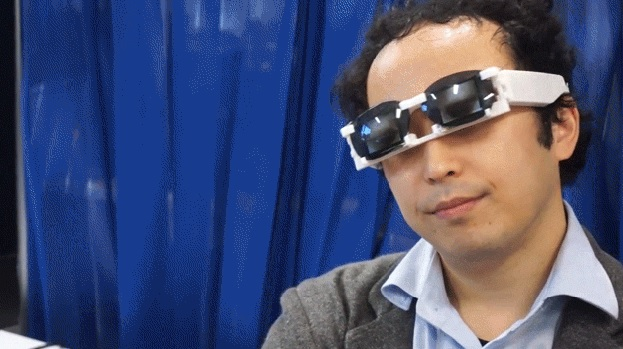 Отличным решением станут цифровые глаза