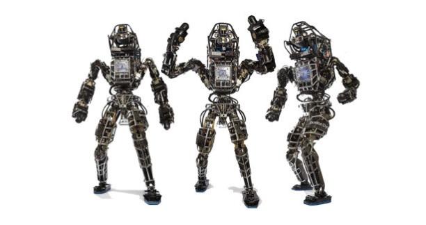Робот атлас 1