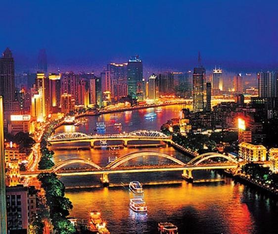 Цель китайского города Гуанчжоу к 2020 году – 80 процентов производства по средствам роботов