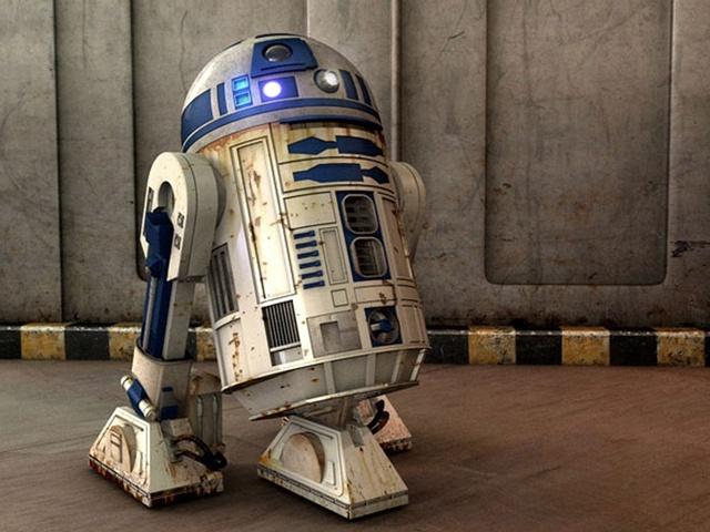 Робот R2D2 у Вас дома