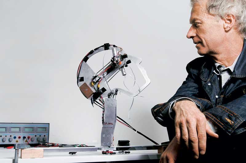 Рольф Пфайфер — легенда робототехники отходит от дел