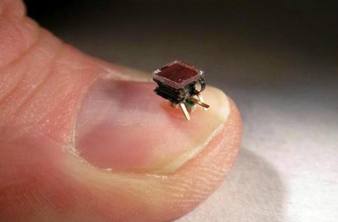 Микрозавод нанимает крошечных роботов