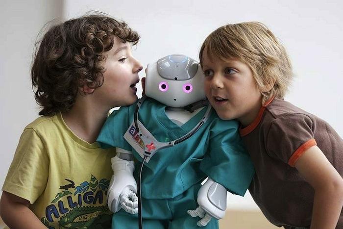 Старшее поколение не доверяет роботам