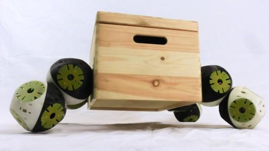 Roombots трансформируются в мебель
