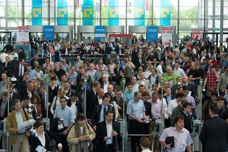 Москва представила инновационные разработки в области автоматики и робототехники на выставке AUTOMATICA 2014 в Мюнхене