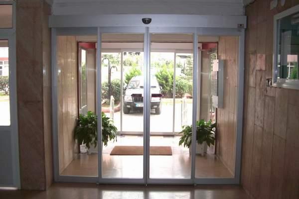 И наконец: автоматические раздвижные двери станут «умными»