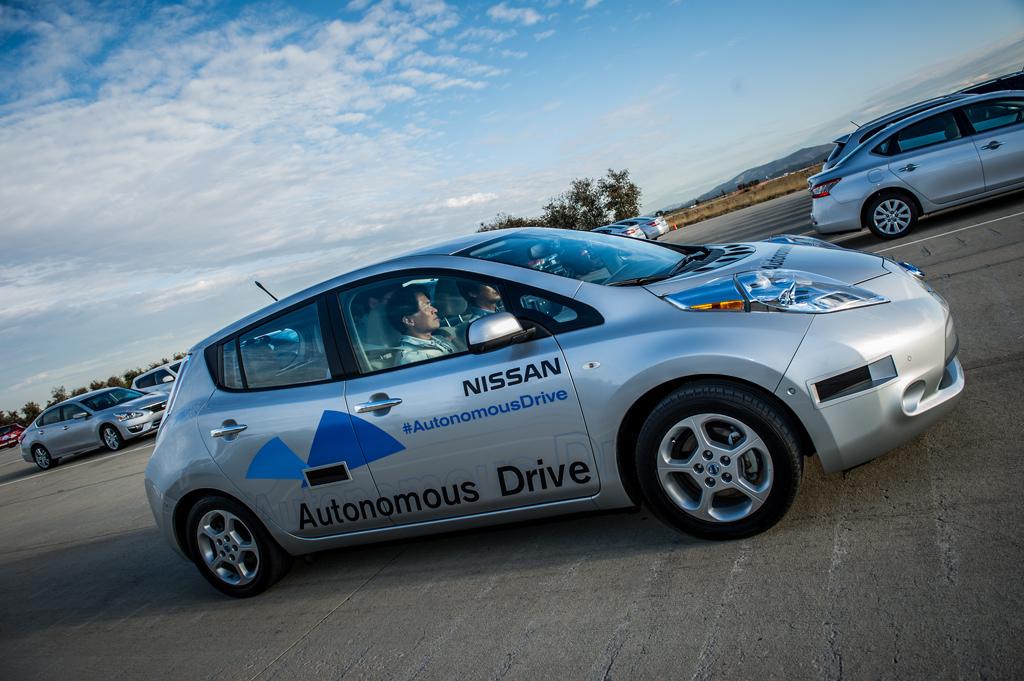 Как работают самоуправляеемые автомобили?