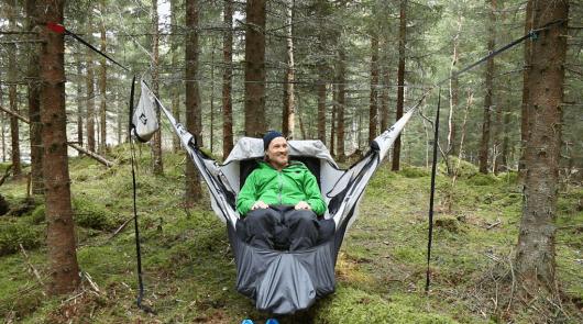 Удивительная палатка от Amok