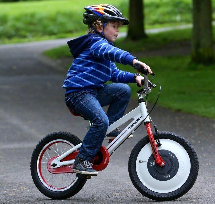 Jyrobike – велик-неваляшка для детей