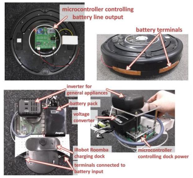 Никаких проводов: мобильные роботы доставляют электроэнергию к технике