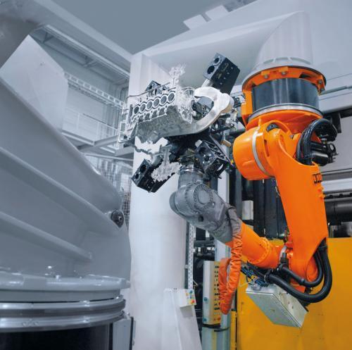 Плавно движущиеся промышленные роботы экономят энергию