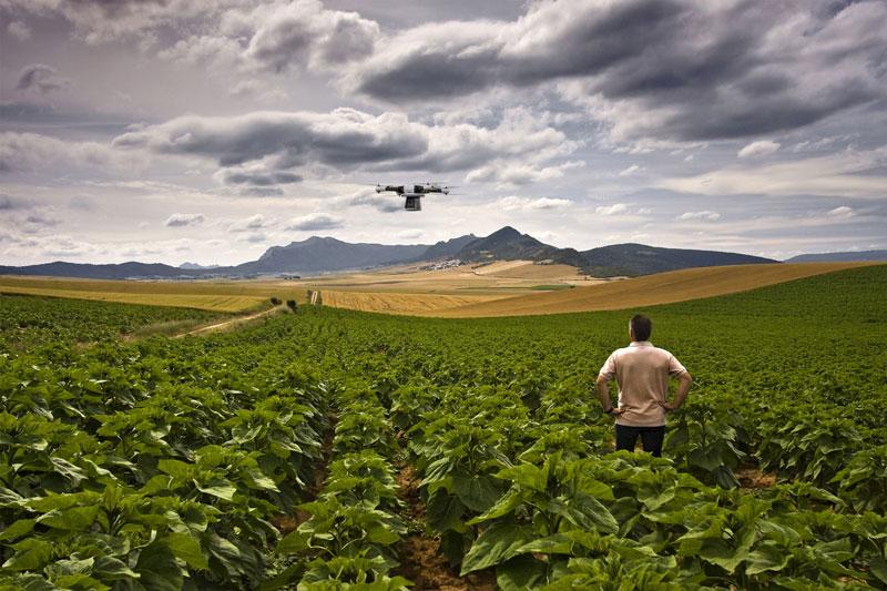 Новый стартап летающего дрона : SR2