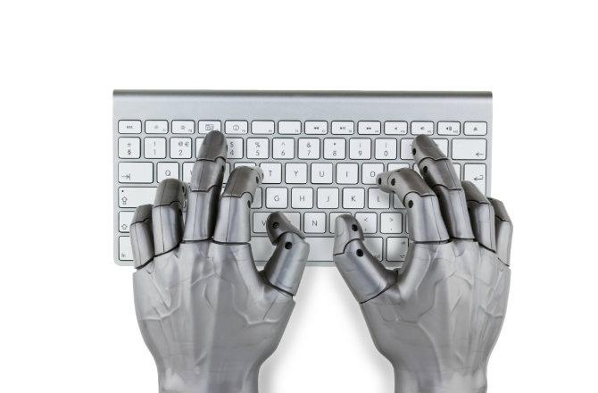 Роботы помогут в анализе финансовой отчетности