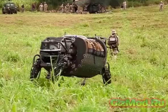 Робот-мул