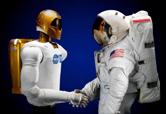 NASA обучает Robonaut врачебному ремеслу