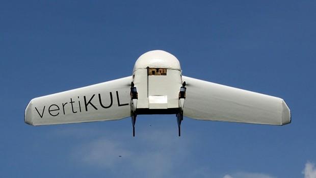 Беспилотный летательный аппарат VertiKUL – практичность подобных средств