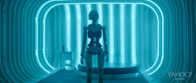 Вышел зрелищный трейлер Automata