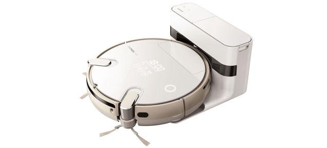 Новый робот-пылесос от Toshiba использует в три раза больше датчиков