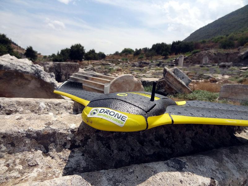 Беспилотники + археология = воздушная археология