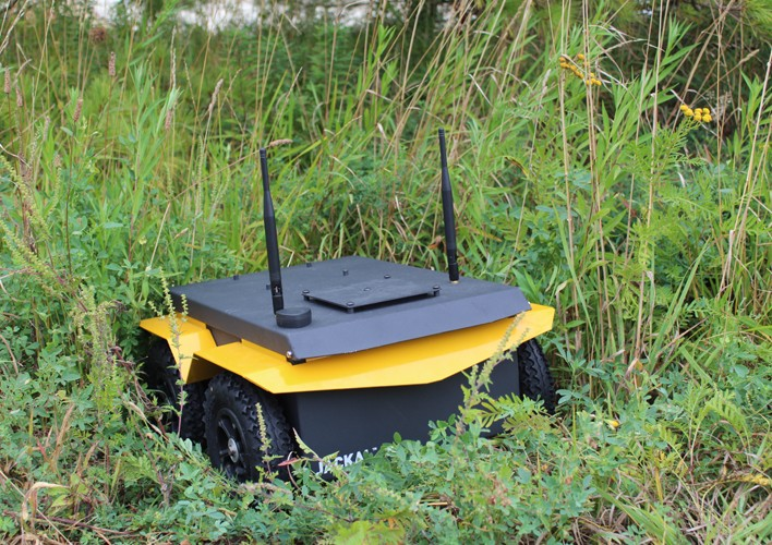 Шакал – новый робот от Clearpath Robotics