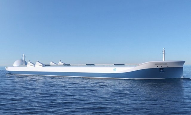 Европа разрабатывает роботизированные грузовые суда