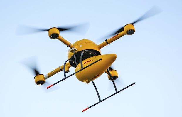 Когда доставка дроном имеет смысл?