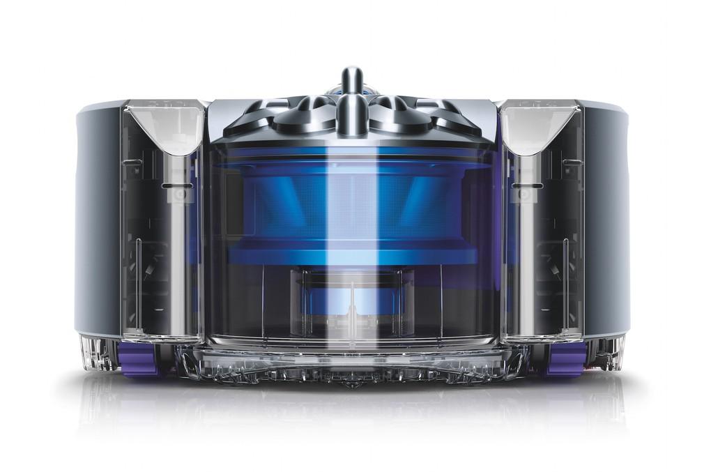Новый робот-пылесос от Дайсон