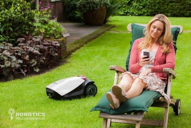 Robomow выпустила управляемую газонокосилку